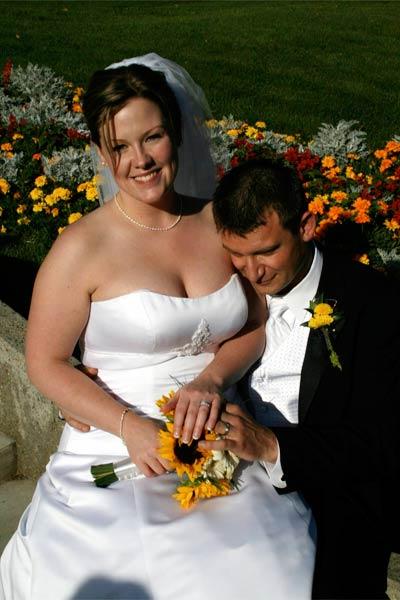 Commissioner for wedding